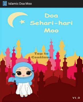 Islamic Doa Moo poster