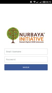 Nurbaya Initiative poster