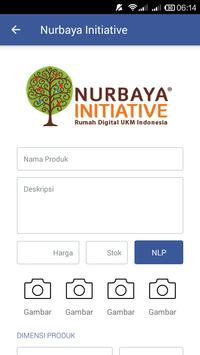 Nurbaya Initiative screenshot 2