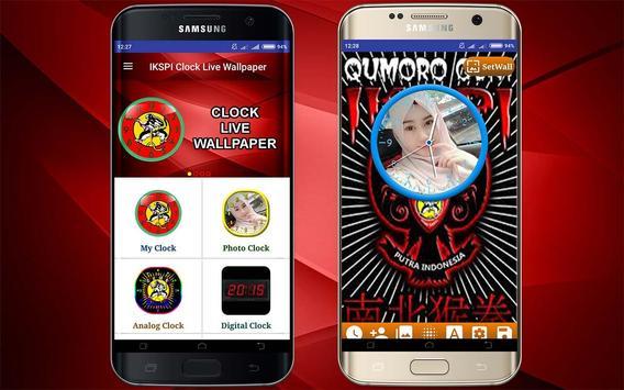 Jam Ikspi Kera Sakti Wallpaper Hidup Apk App Free Download