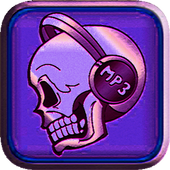 Skull - Mp3 Downloader icon