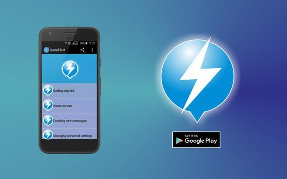 Tips FB Messenger Ultimate screenshot 3