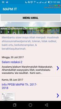 MAPM ONLINE screenshot 2