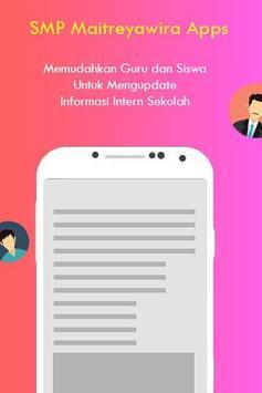 SMPS Maitreyawira poster