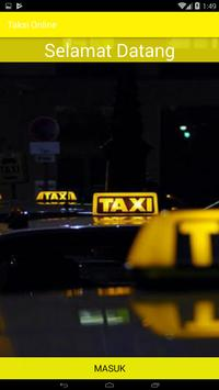 Taxi Online poster