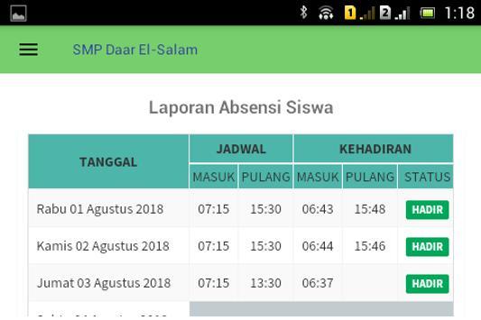 SMP Daar El-Salam скриншот 2