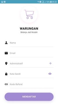 Warungan screenshot 1