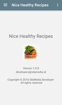 Nice Healthy Recipes screenshot 7