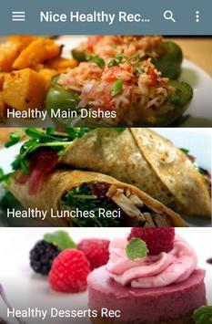 Nice Healthy Recipes screenshot 2