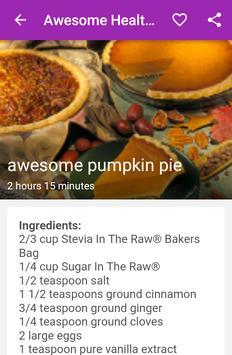 Awesome Healthy Recipes screenshot 5