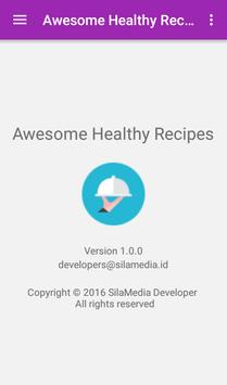 Awesome Healthy Recipes screenshot 6