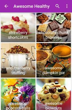 Awesome Healthy Recipes screenshot 3