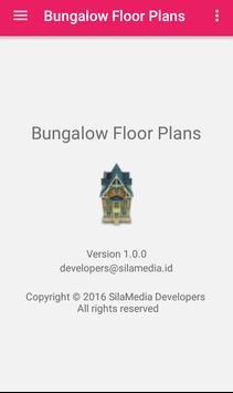 Bungalow Floor Plans screenshot 7