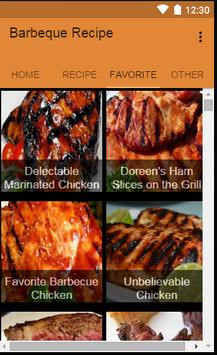 Barbeque Recipe screenshot 5
