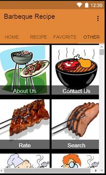 Barbeque Recipe screenshot 6