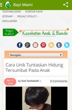 Bayi Mami screenshot 2