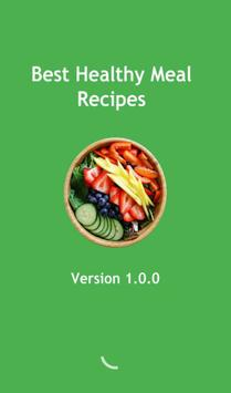 Best Healthy Meal Recipes poster