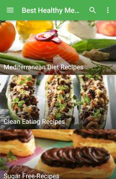 Best Healthy Meal Recipes screenshot 2