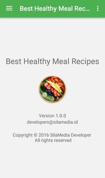 Best Healthy Meal Recipes screenshot 7