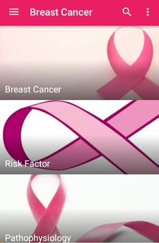 Breast Cancer screenshot 2