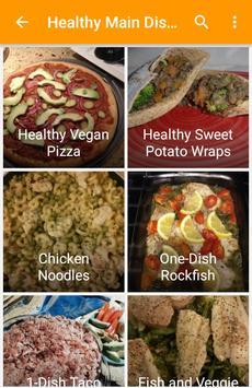 Delicious Easy Healthy Recipes screenshot 4