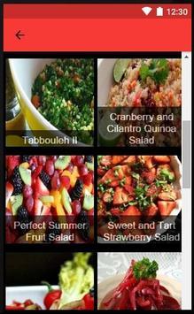Diabetic Salad screenshot 2