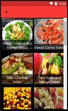 Diabetic Salad screenshot 1