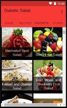 Diabetic Salad screenshot 4