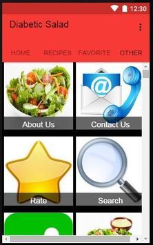Diabetic Salad screenshot 5
