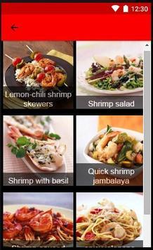 Diabetic Seafood apk screenshot