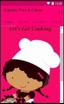 Diabetic Pies & Cakes poster