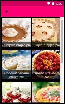 Diabetic Pies & Cakes apk screenshot
