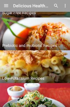 Easy Healthy Meal Recipes screenshot 2
