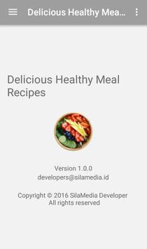 Easy Healthy Meal Recipes screenshot 7