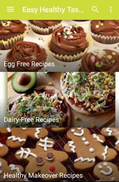 Easy Healthy Tasty Recipes screenshot 2