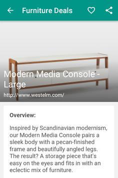 Furniture Deals screenshot 5