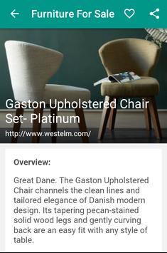Furniture For Sale screenshot 5