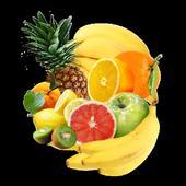 Food healthy recipes icon