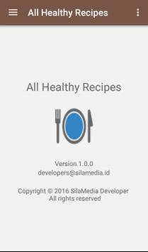 Free Healthy Dinner Recipes screenshot 7