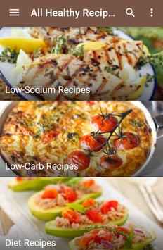 Free Healthy Dinner Recipes screenshot 3