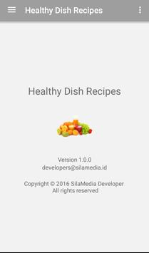Healthy Dish Recipes screenshot 7