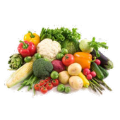 Healthy food recipes icon