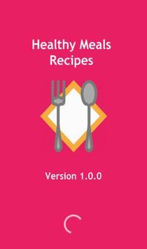 Healthy Meals Recipes poster