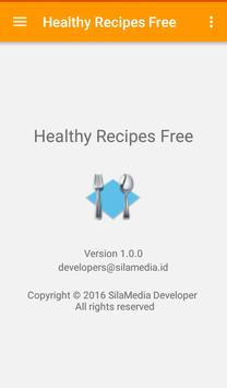 Healthy Recipes Free screenshot 7