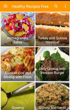 Healthy Recipes Free screenshot 3