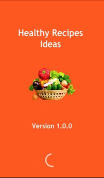 Healthy Recipes Ideas poster