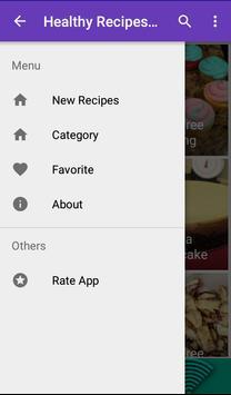 Healthy Recipes Websites screenshot 1