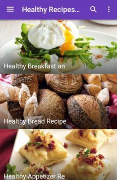 Healthy Recipes Websites screenshot 2