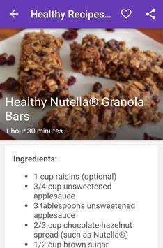 Healthy Recipes Websites screenshot 5