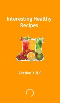 Interesting Healthy Recipes poster